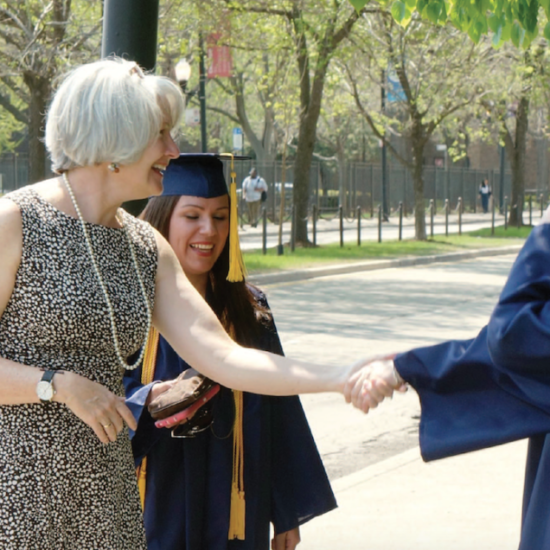 UIC RN to BSN Graduation
